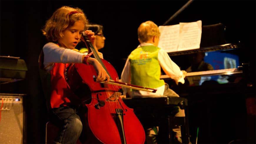 Jonim Musik Concert