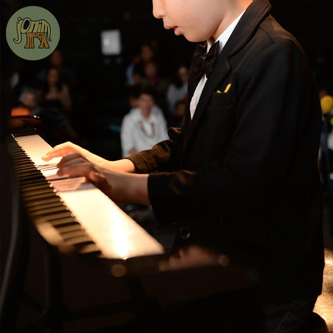 konser piano anak murid jonim musik